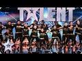 Watch dancers IMD Legion get into their groove | Britain