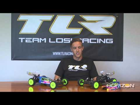 HorizonHobby.com Preview - Team Losi Racing™ 22™ 2.0 buggy Kit