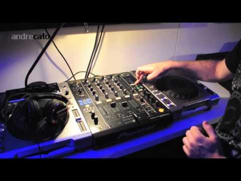Pioneer DJM900 Nexus - Sneak Peak with Andre Cato
