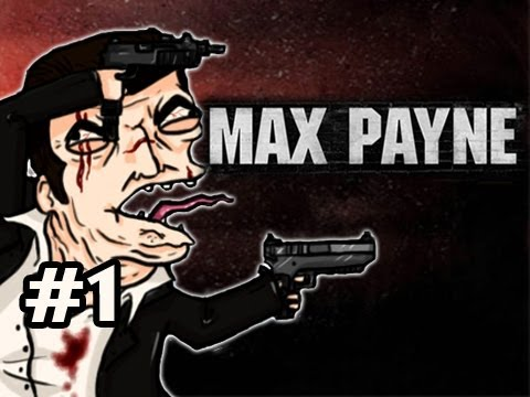 Max Payne w/Nova Ep.1 - The Man With The Death Stare