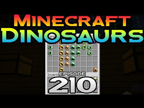 Minecraft Dinosaurs Episode 210 Pig Eggs