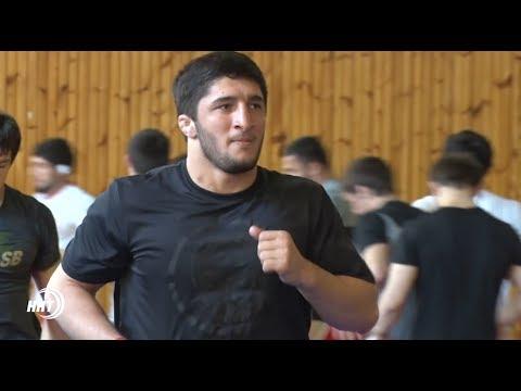 Сборная Дагестана по вольной борьбе выступит на Чемпионате России в Ингушетии