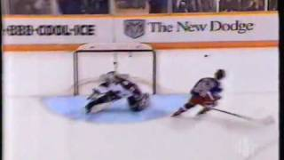 Gretzky & Lemieux vs Roy 1997 NHL All-Star Game Skills Competition