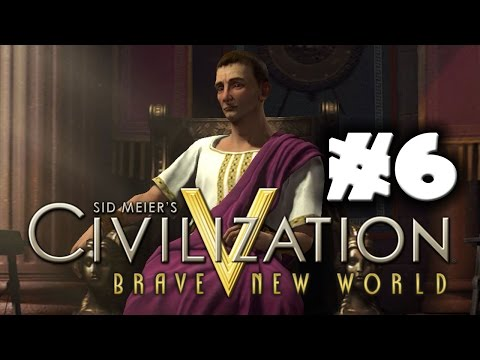 Civilization 5: Immortal Rome - Part 6 video