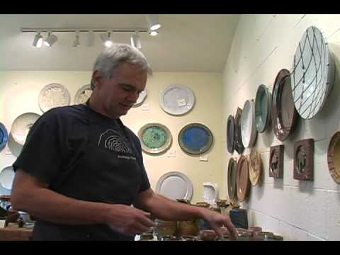 Over 30 years ago, Jeff Diehl started Lockbridge Pottery in an old Summers County schoolhouse. He's still making a living doing what he loves most, creating ...
