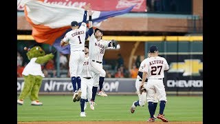 Astros Were Firing From All Cylinders In Game 1 of ALDS