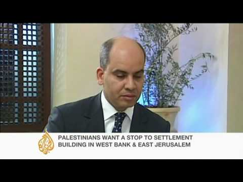 Biden tells Al Jazeera two-state solution possible