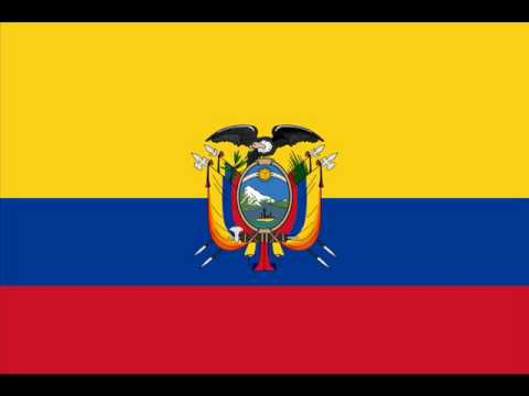 Himno a la Bandera del Ecuador (versin cantada)