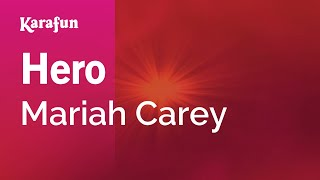 Karaoke Hero - Mariah Carey *
