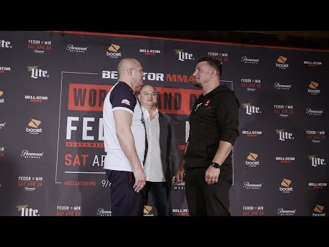 Bellator Countdown - Fedor vs. Mir: Episode 3