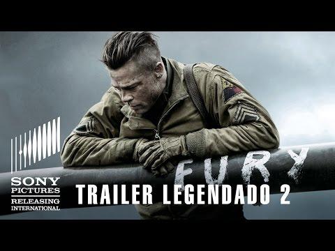 Corações de Ferro   Trailer 2 (Legendado)   2015 nos cinemas