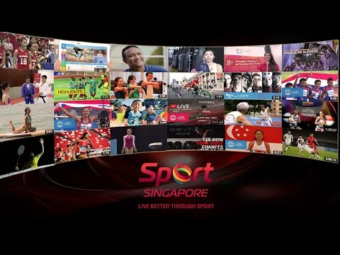 Welcome to Sport Singapore's YouTube channel