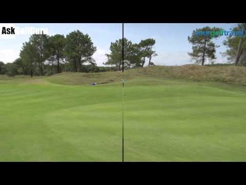 La Mer Golf Course Golf Du Touquet