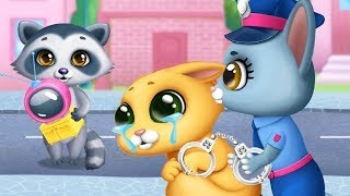Kitty Meow Meow City Heroes - Cat To The Rescue Fun Gameplay By TutoTOONS