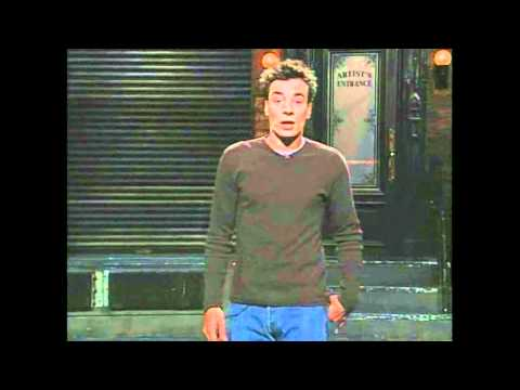 Jimmy Fallon's SNL Audition