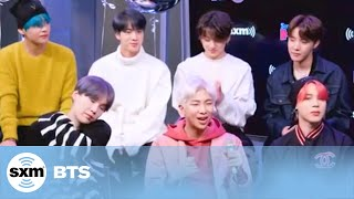 BTS on Making it Big in the U.S.