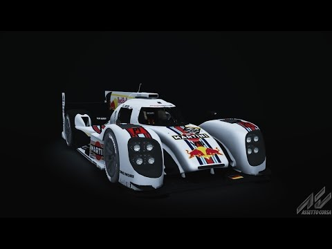 LMP1 dogfight-Assetto corsa