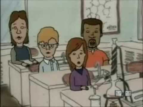 daria beavis butthead essay Beavis and butt-head decide to visit a sperm bank after seeing one on tv they destroy all of the bank's on-hand supply, and are asked to sell their own sperm without having to pass the required examinations.
