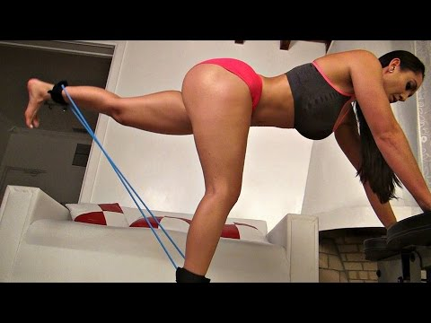 Big Butt Lifting Exercises! These Work! video
