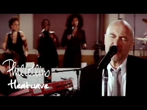 Phil Collins - Heatwave [Official Music Video]