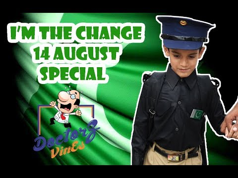 I'm The Change | 14 August | Special | Pakistani | DoctorZ VinEs