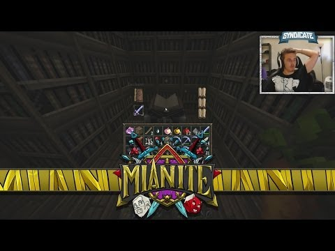 Minecraft: Mianite - WORST ENCHANTMENT EVER! [20]