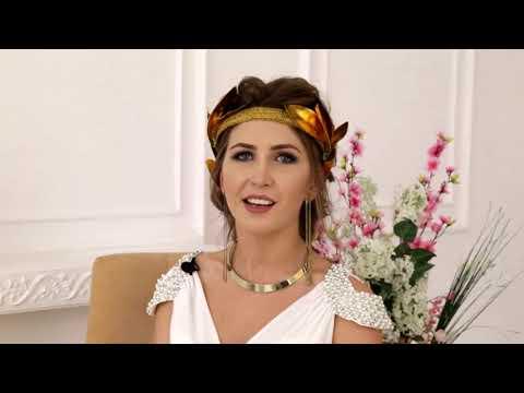 НАШ КОСТАНАЙ. Участница №5 «Мисс Этно-Костанай 2017» - Марина Зновина, Греция