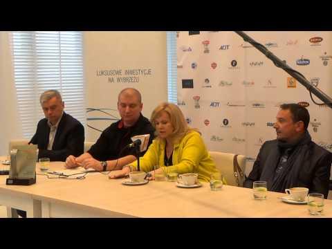 Konferencja Prasowa-One Man Show Ludzik 2014