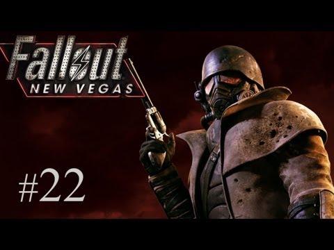 Fallout: New Vegas прохождение с Карном. Часть 22