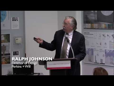 Lunch Talks @ CAF: Perkins + Will Lecture Highlights