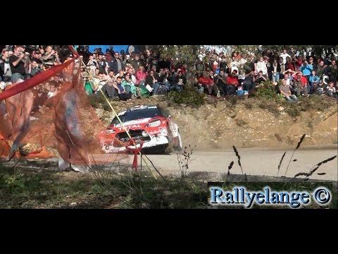 Crash DS3 WRC Stephane Lefebvre Rallye du Var 2016