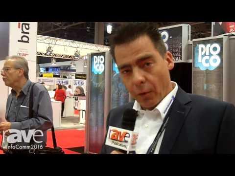 InfoComm 2016: beyerdynamic Unveils Wireless Boundary Quinta TB Microphone for QUINTA Series