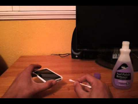 How to fix your iPod Touch or iPhone water damage [Tutorial]