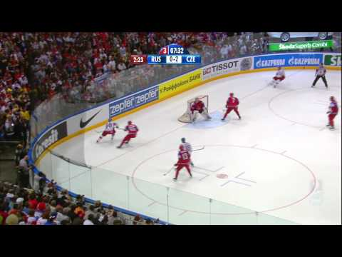 Чемпионат Мира 2010 Финал [ Россия - Чехия ] [ 3 прд. ] 720p