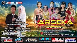Live Streaming Campursari ARSEKA MUSIC // BG AUDIO (SOUND KEJAWEN) // HVS SRAGEN CREW 01