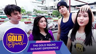 NAG GO KART ANG GOLD SQUAD | The Gold Squad