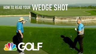 Wedge Week: Dave Pelz on how to read your wedge shots | Golf Channel