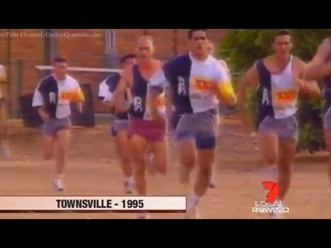 Rewind: History of North Queensland Cowboys - Seven Local News Rockhampton (2013)