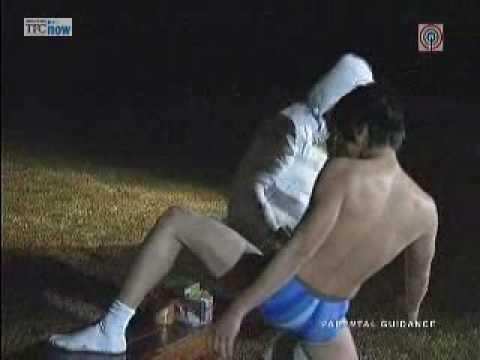 Jommy Dance Naked - Pinoy Fear Factor