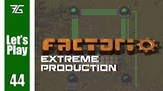 Factorio Extreme Production - Ep 44 Purple Things