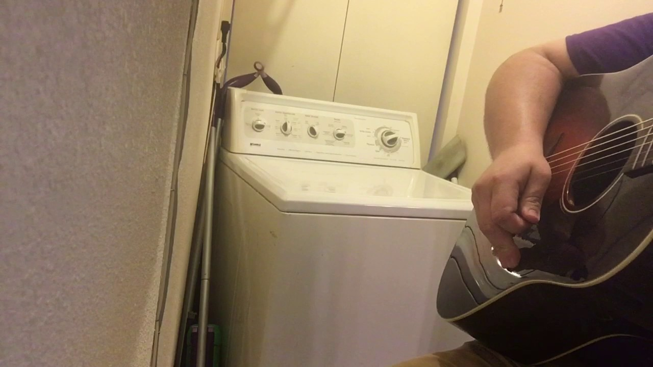 Who Needs Drummers When You Have A Washing Machine?