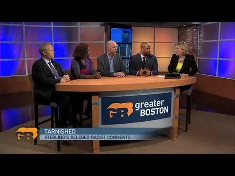 Greater Boston Video: Sterling Controversy Highlights Racism In Sports