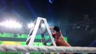 Damien Sandow Turns On Cody Rhodes To Win Money In The Bank 2013