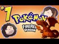 Pokemon FireRed: I Never - PART 1 - Game Grumps