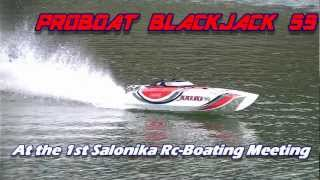 CVP - Proboat BlackJack 55 Gas Catamaran by Stayros