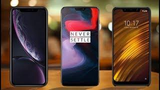 TOP 5 Best Smartphone Under 25000 in 2019