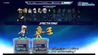 Self-Destruct Falco with Chrom fighting on Mute City   Super Smash Brothers for Wii U