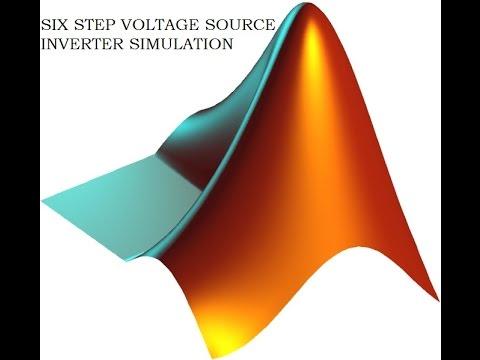 six step voltage source inverter part II (MATLAB Simulation)