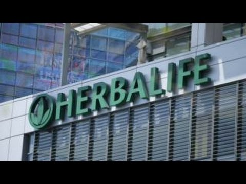 Herbalife shares coming back to life?
