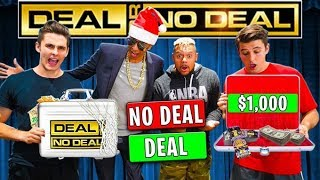 2HYPE Deal or No Deal, I'll Buy You LAKERS Courtside Tickets!